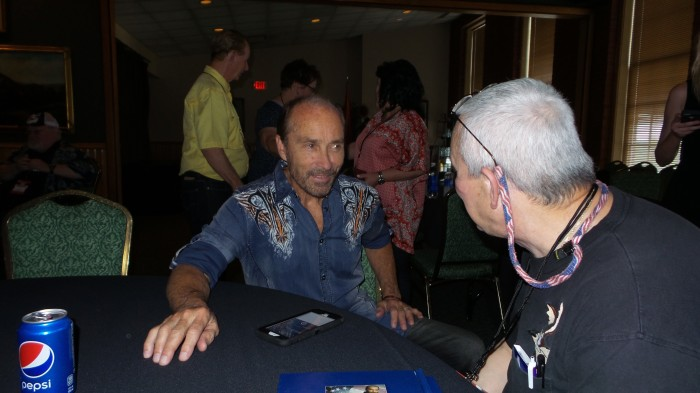 KM with Lee Greenwood Interview
