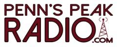 Penns's Peak Radio.com logo